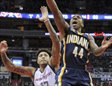 Jeff Teague solo ha permanecido un año en los Pacers