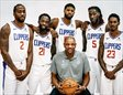 Los Clippers de Doc Rivers en Media Day