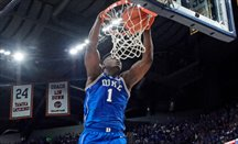 Zion Williamson: la sensación universitaria del momento