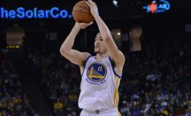 Klay Thompson anotó 28 puntos ante Minnesota