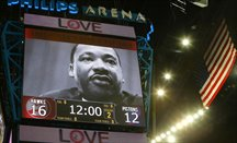 Cavaliers-Warriors, partido estrella en el Día de Martin Luther King