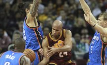 Richard Jefferson (en un partido ante Thunder) se une a Denver