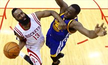 Warriors-Rockets y Cavs-Celtics, en la jornada inaugural