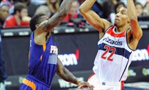 Otto Porter ha brillado con Wizards