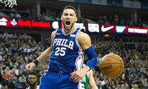 Ben Simmons se pone a la altura de Magic Johnson y Oscar Robertson