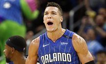 Aaron Gordon no se va de Orlando Magic