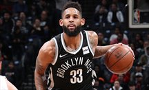 Allen Crabbe sale de Brooklyn Nets