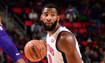 Andre Drummond repite como All-Star
