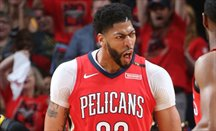 Anthony Davis jugará en Lakers con LeBron
