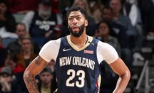 Anthony Davis sigue siendo foco de negociaciones