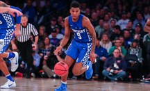 Malik Monk anota 47 puntos en la victoria de Kentucky ante North Carolina