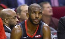 Chris Paul, cabeza visible de la NBPA