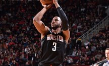 Chris Paul y James Harden aniquilan a los Spurs