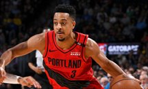 Portland remonta 17 puntos para disputar la final del Oeste con Warriors