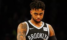 Jazz, Magic, Timberwolves y Pacers perseguirán a D'Angelo Russell