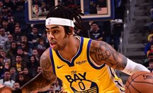 D'Angelo Russell va de Warriors a Timberwolves