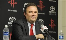Daryl Morey, general manager de Rockets