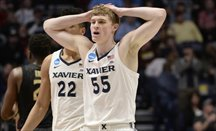 March Madness a tope: Xavier, N. Carolina, Cincinatti y Michigan St. fuera