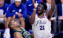 Embiid (ante Horford) se une a la firma Under Armour