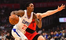 Lou Williams está en el punto de mira de Boston Celtics