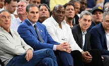 Magic Johnson no teme a los Warriors