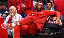 Houston Rockets podría desprenderse de Carmelo Anthony