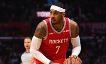 Houston confirma que su relación con Carmelo Anthony está rota