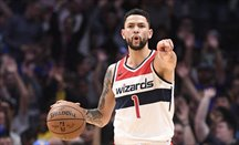 Austin Rivers, esta temporada con Wizards