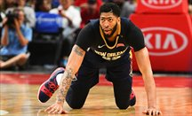 Anthony Davis ha sido multado