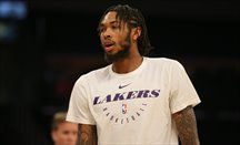 Gran partido de Brandon Ingram