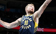 Sabonis hizo un partido memorable