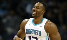 Dwight Howard jugará en los Wizards