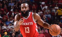 Houston se impone en Miami con 41 puntos de James Harden