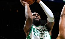 Celtics vence a Lakers con 40 de Brown y la mejor ofensiva de Gasol