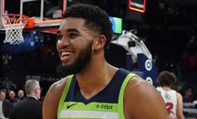 Towns está en el radar de Warriors