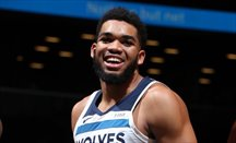 Towns jugará su segundo All-Star