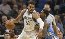 Karl-Anthony Towns afrontará su quinta temporada en la NBA