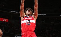 Kelly Oubre Jr. anotó 26 puntos