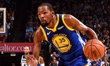 Kevin Durant se une a Kyrie Irving en Brooklyn Nets