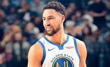 Klay Thompson sigue lesionado