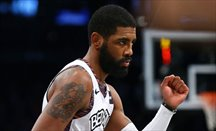 Imparable Kyrie Irving