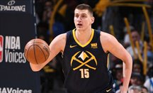 Nikola Jokic estará con Serbia en China