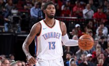 Partidazo de Paul George frente a Clippers