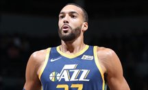 Gobert debutará en el All-Star