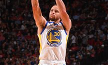 Warriors se pasea ante Clippers con un tremendo Stephen Curry
