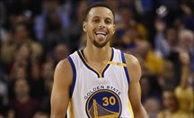 Stephen Curry niega que quisiera burlarse de LeBron James