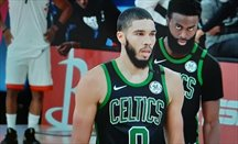 Tatum y Brown resultaron fundamentales