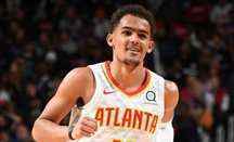 Triple-doble de Trae Young