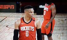 Houston derrota a Milwaukee en un final para olvidar de Antetokounmpo