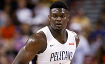 Zion Williamson está brillando